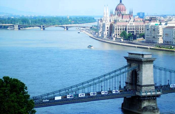 Budapest, la princesa del Danubio
