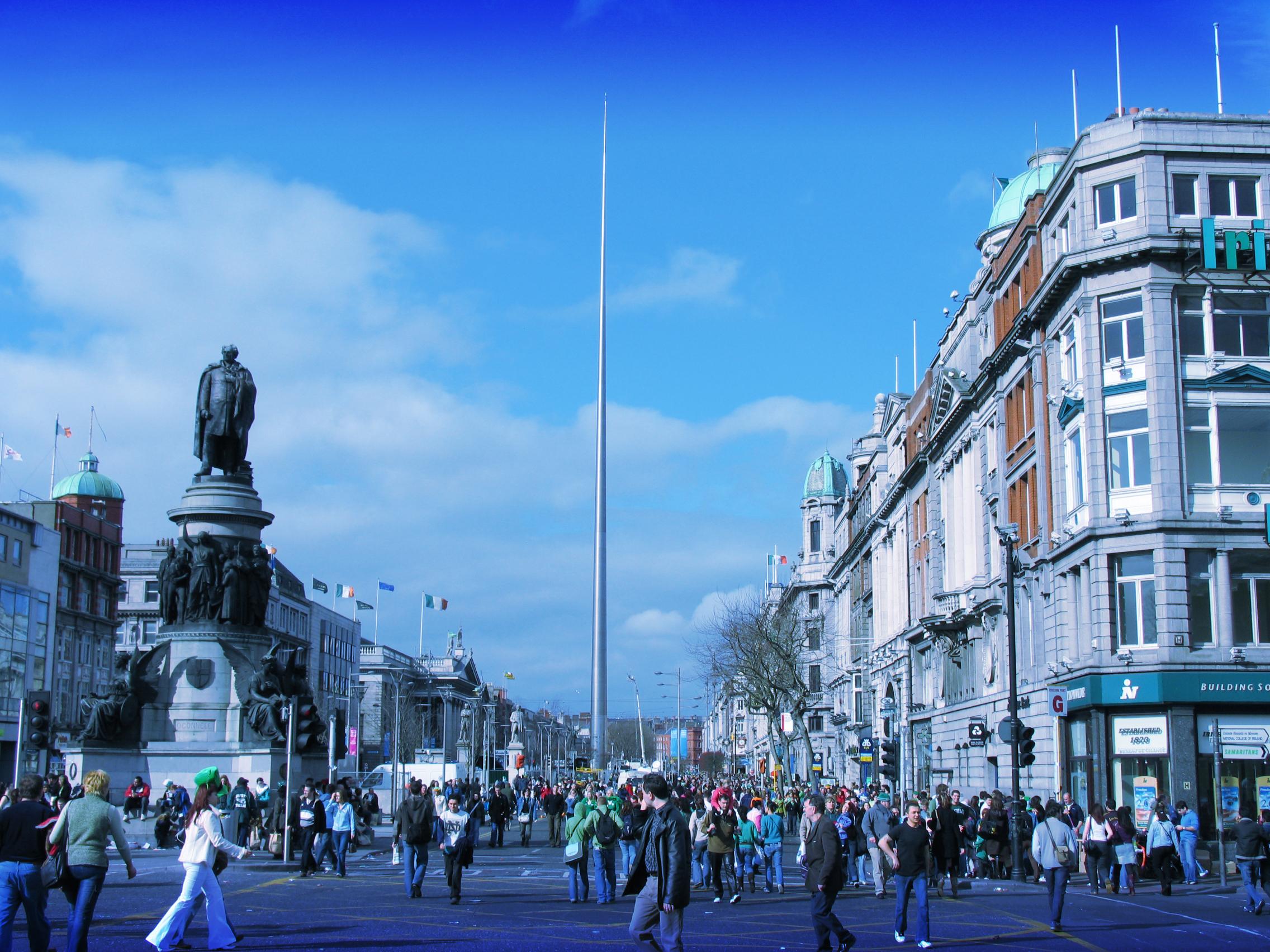 IRLANDA 8 DÍAS