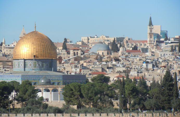 Jerusalén : saberes y sabores en Tierra Santa