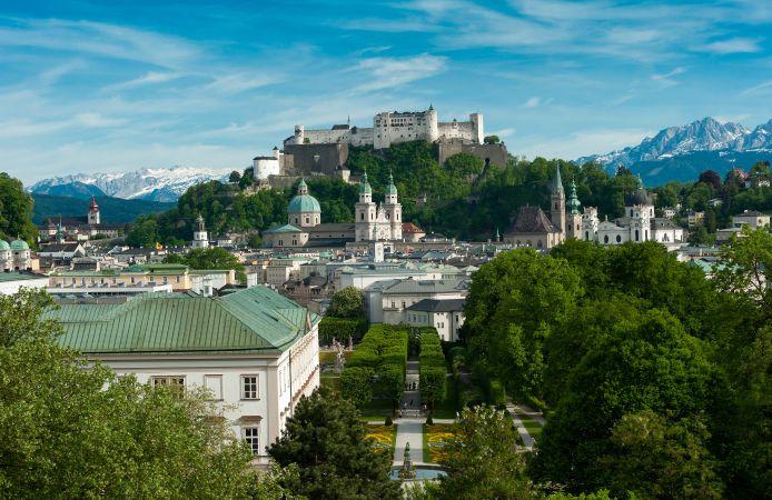 Escapada a Salzburgo