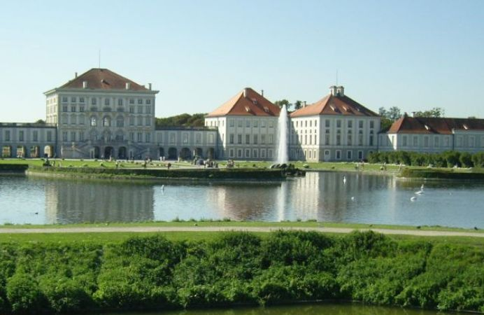 Palacio de Nymphenburg en Munich