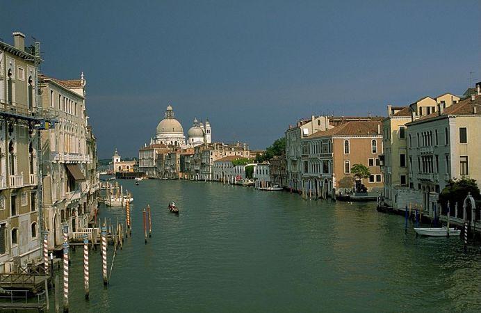 Venecia Canal Grande