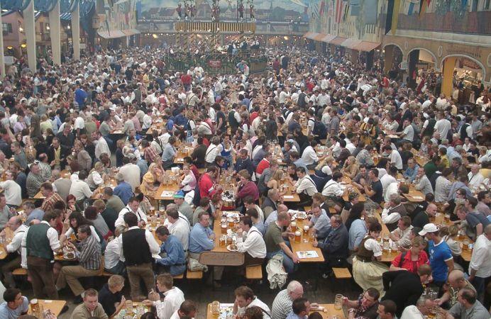 Oktoberfest, la fiesta de la cerveza de Munich