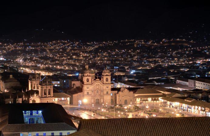 Cuzco , capital del Imperio Inca