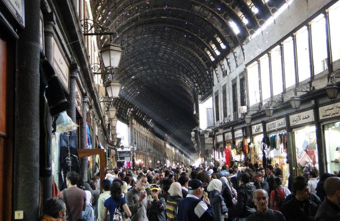 Zoco de Damasco