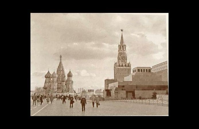 Viaje a la URSS