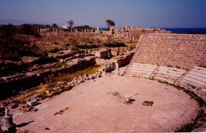 Peregrinar a Chipre