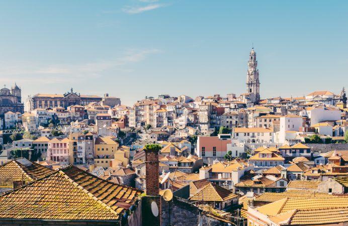 Oporto capital