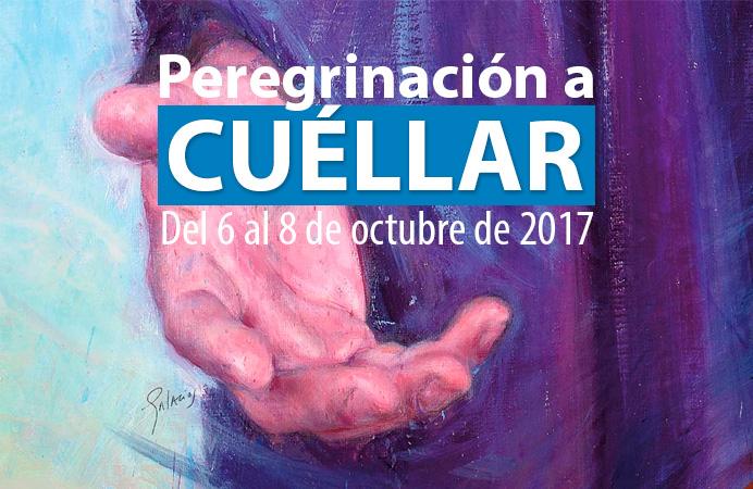 """PEREGRINACIÓN  """"EDADES DEL HOMBRE """" CUÉLLAR  Del 6 al 8 de octubre de 2017"""