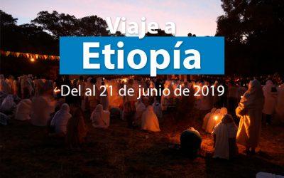VIAJE A ETIOPÍA: DEL 10 AL 21 DE JUNIO 2019