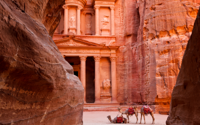 Jordania y los Castillos del Desierto