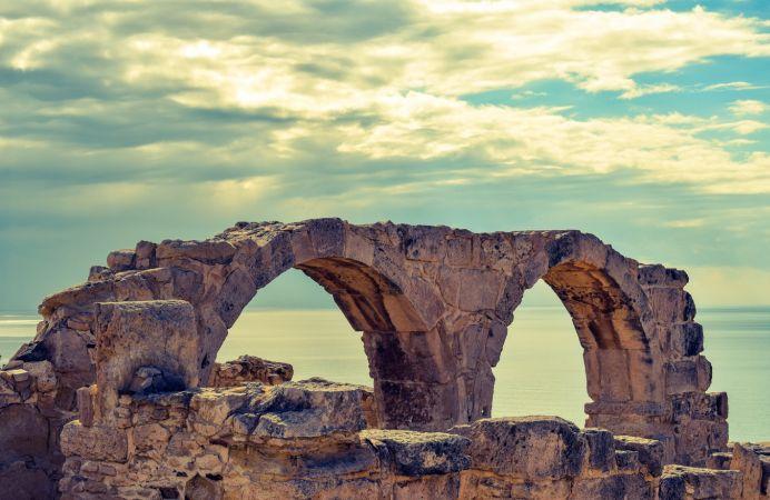 Kourion en Chipre