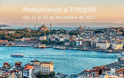 RUTA DE SAN PABLO: TURQUIA. DEL 11 AL 19 DE NOVIEMBRE 2021