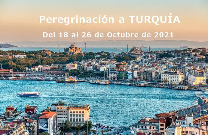 Ruta San Pablo Turquía 2021