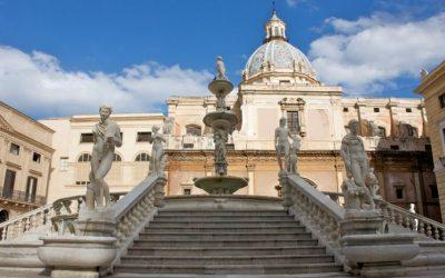 Palermo , más que la capital de Sicilia