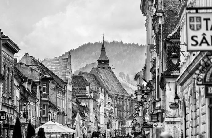 Brasov , en el corazón de Transilvania